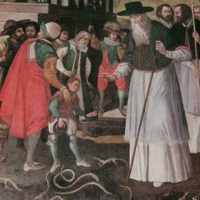 Paintings Of Saint Catherine S Monastery
